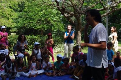 Rafo Diaz - Encantando com as suas histórias